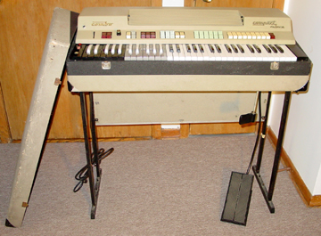Farfisa Compact deLuxe